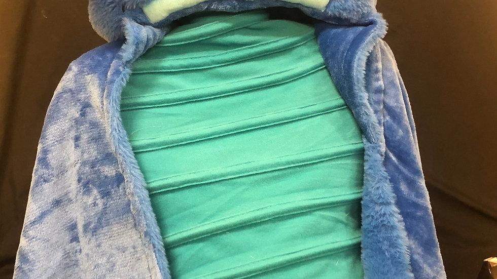 Stitch Hooded Blanket