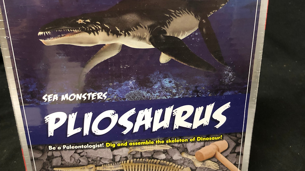 Dig and Discover Plionsaurus