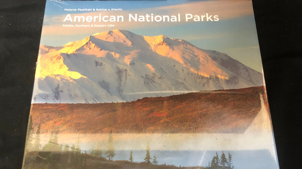 American National Parks Book