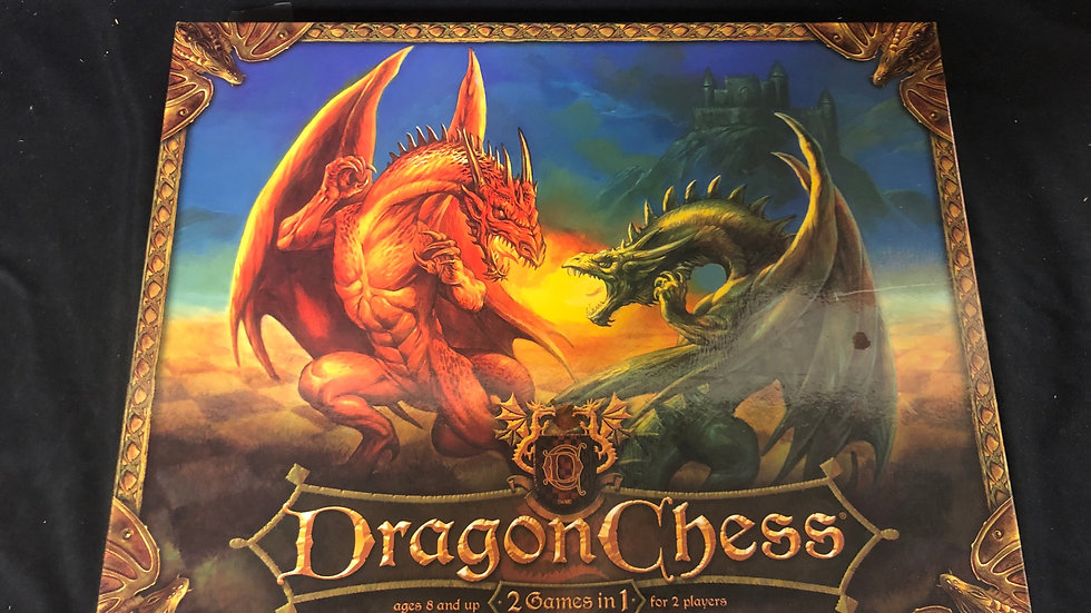 Dragon Chess 2 games in 1