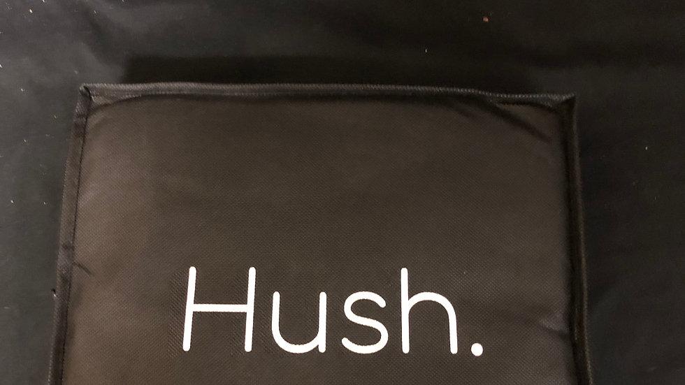 Hush King Iced Cover