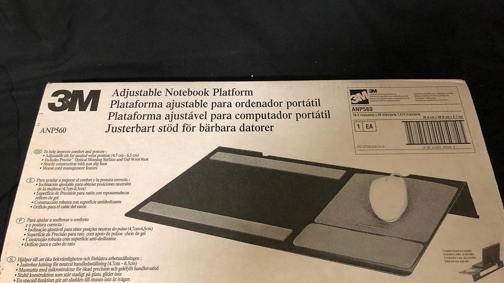 Adjustable Notebook Platform