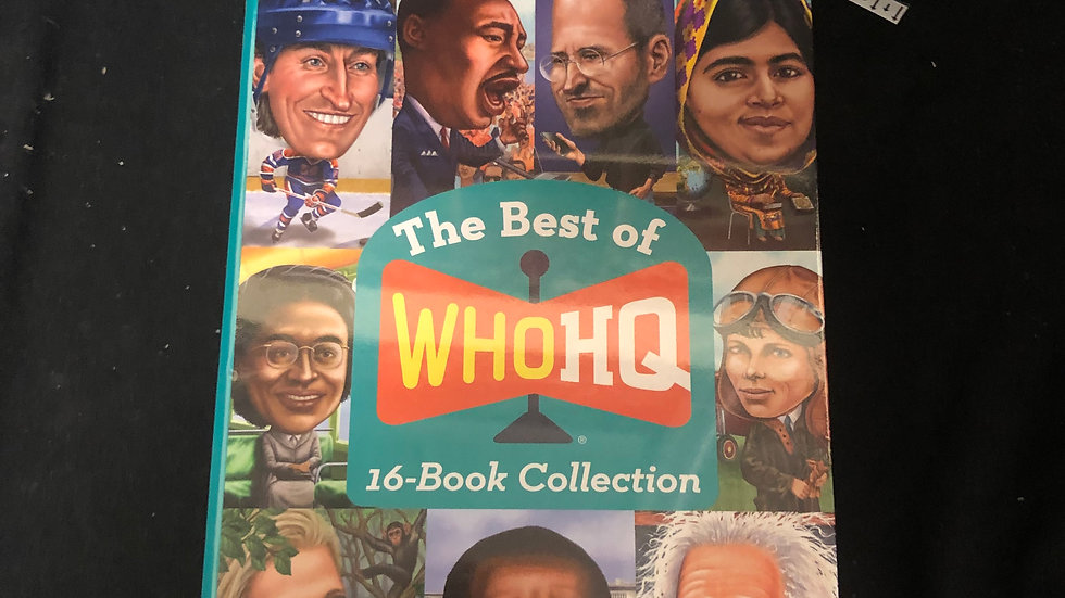 The best WHO HQ 16 book collection
