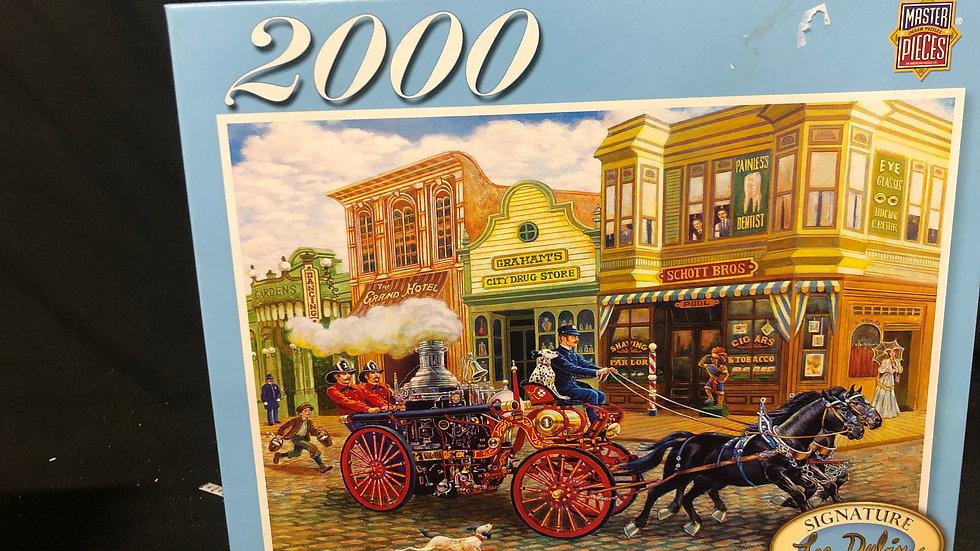 2000 piece puzzle le dulin Collection