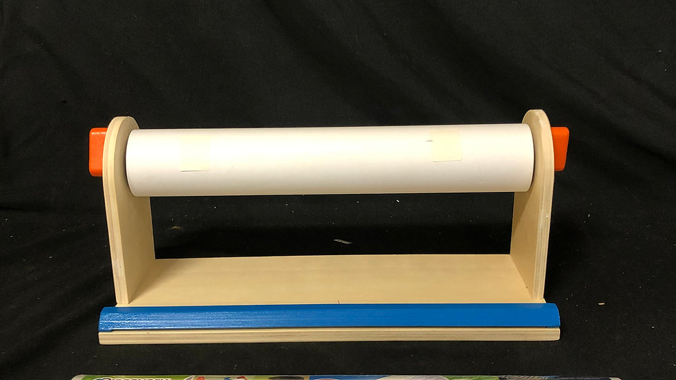 Discovery kids wall Easel and Paper rolls sealed