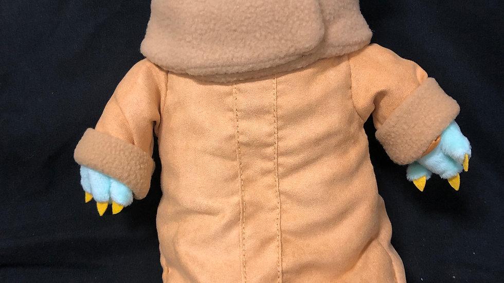 Yoda mini stuffed animal