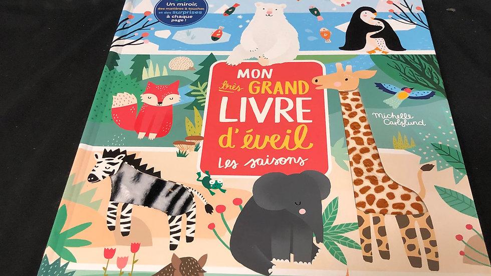 Big Animal Childrens book