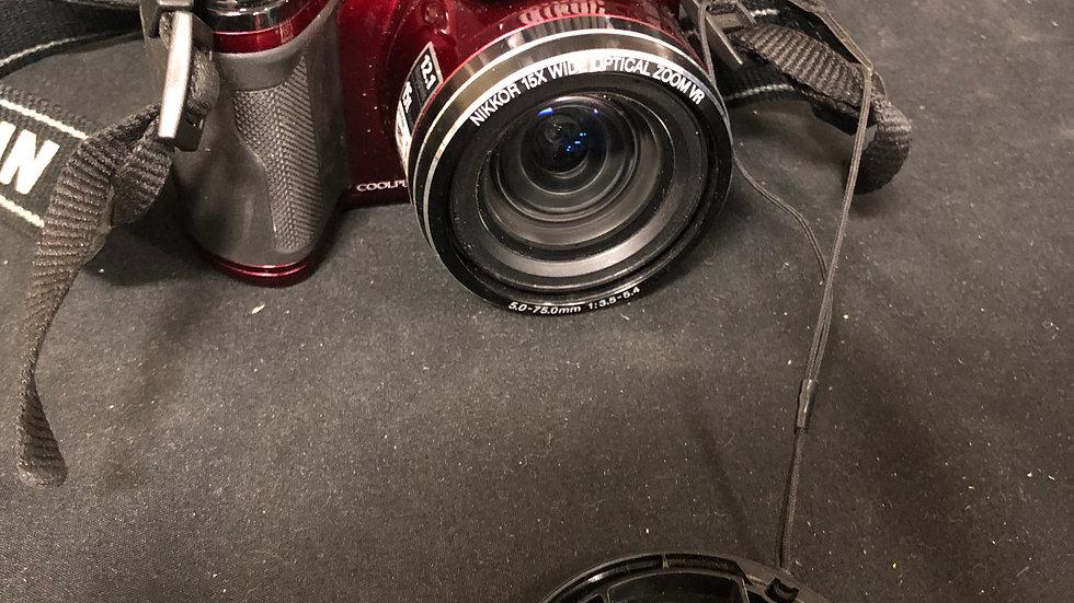 Nikon coolpix L110 camera