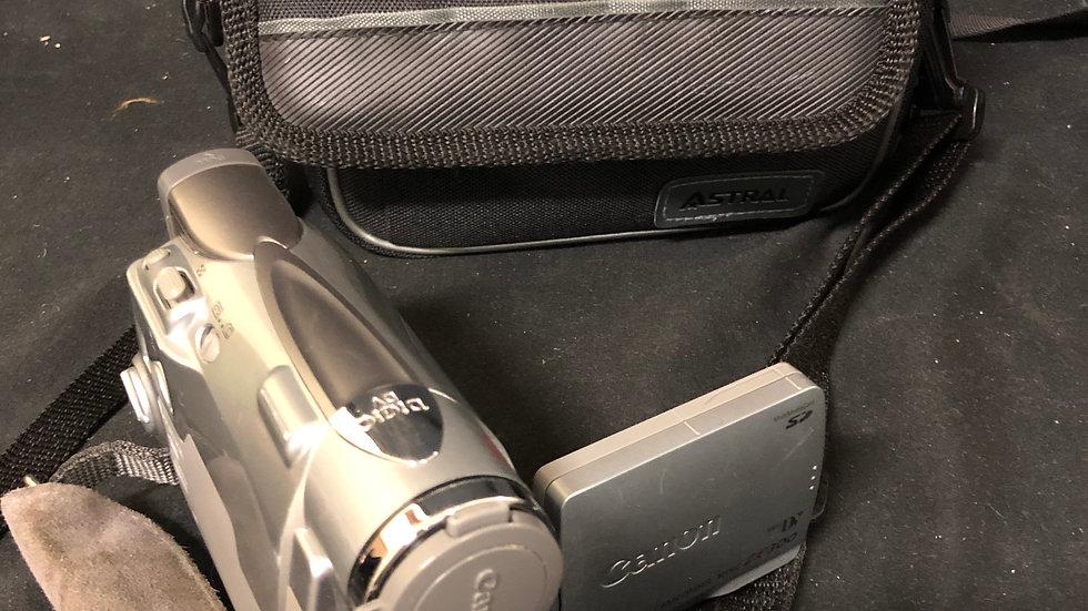 Canon Digital Cam ZR 300