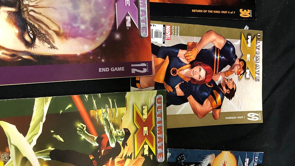 The Ultimate X-Men Comic Book Bundle