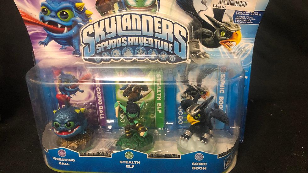 Skylander Set