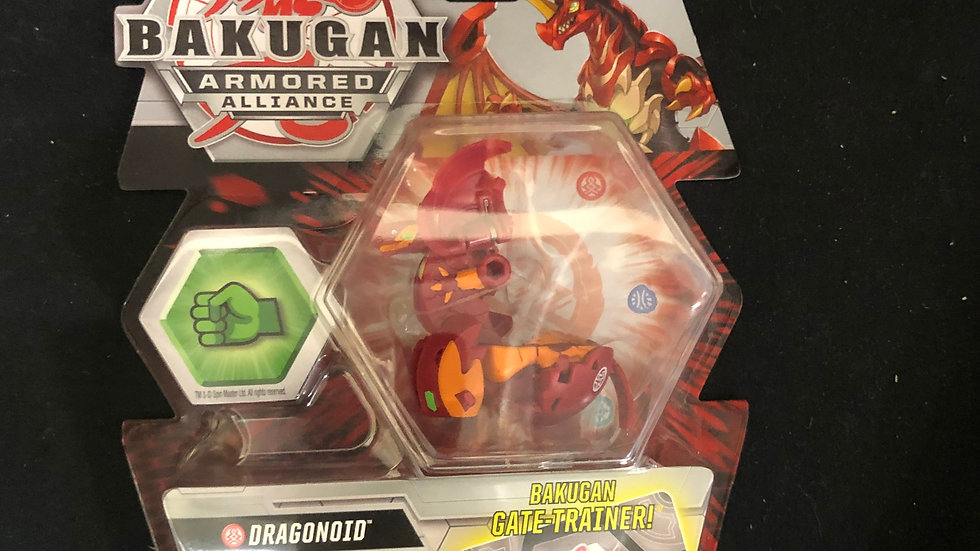 Bakugan Figurine