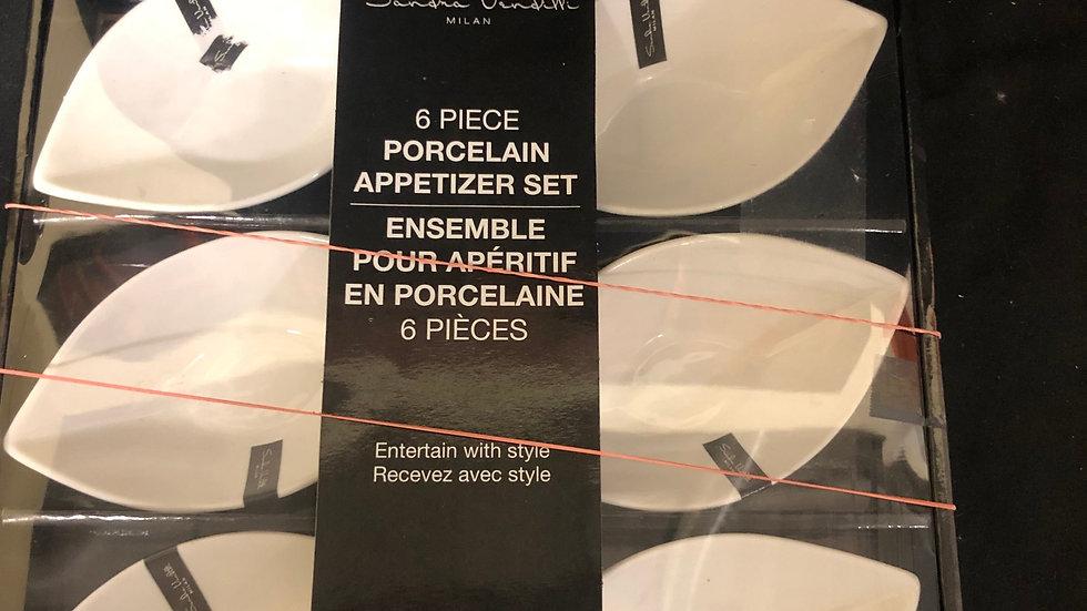 Porcelain Appetizer set