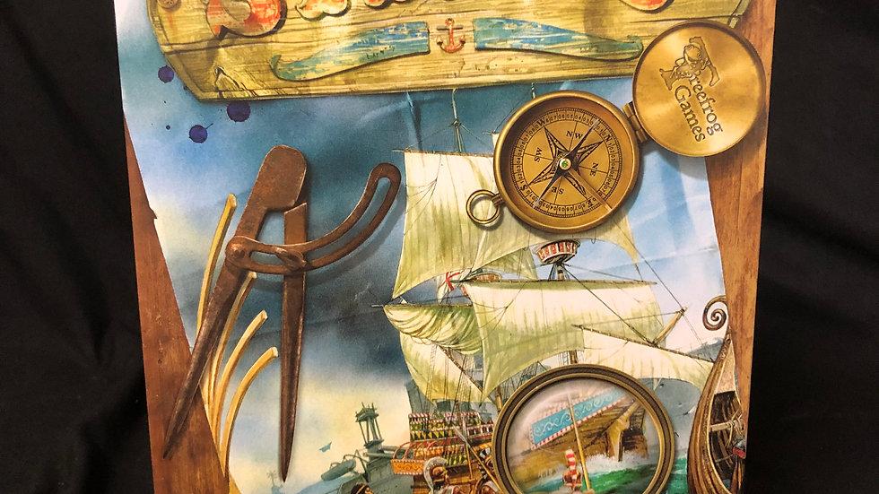 Ships Board Game