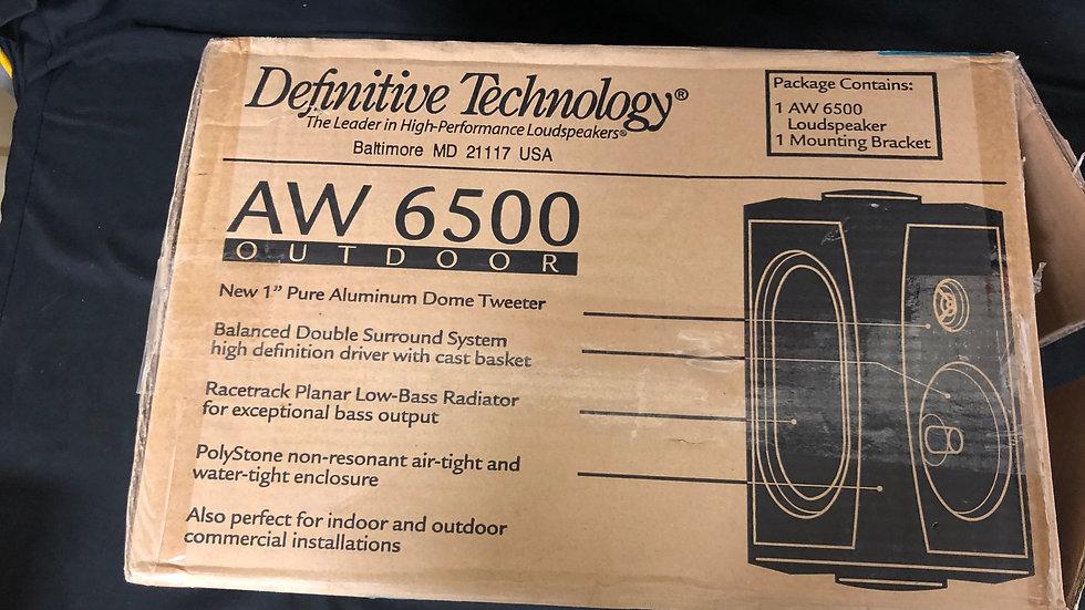 AW 6500 Loud Speaker