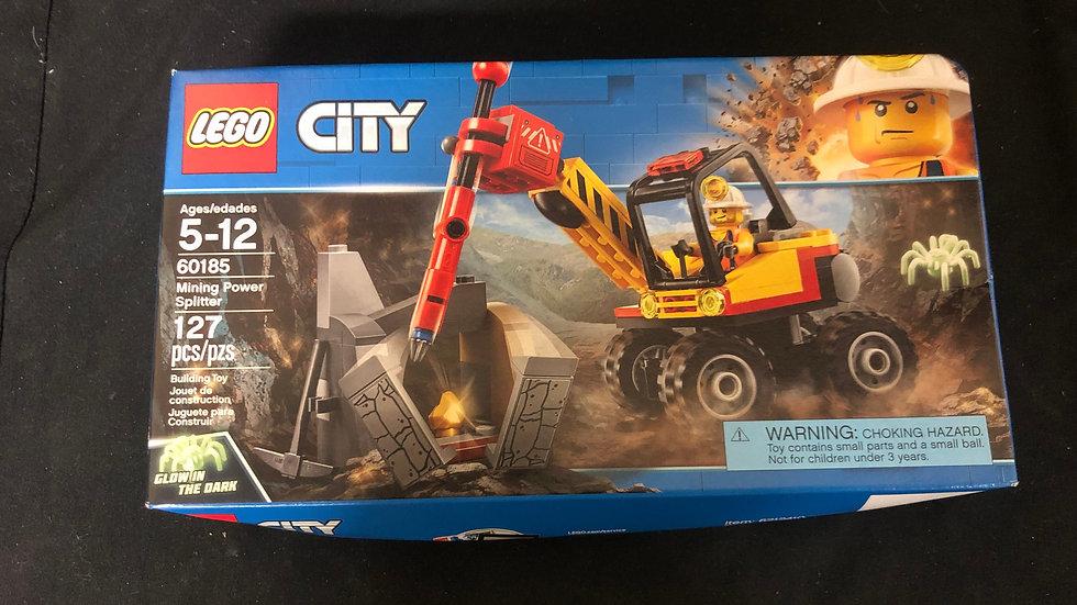 Lego city 60185