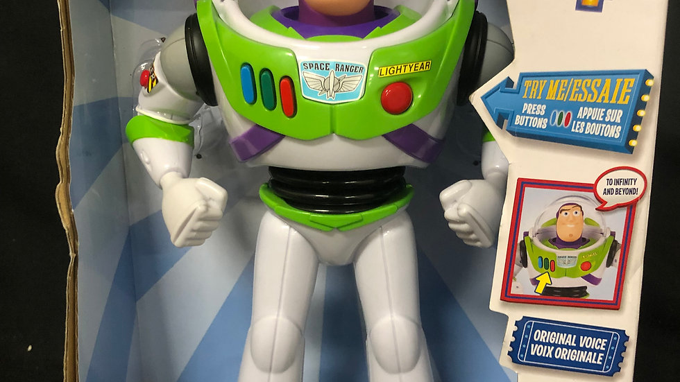 Buzz Lightyear Toy