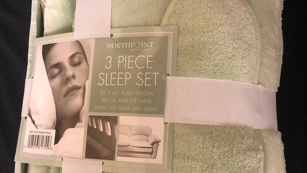 3 piece sleep set
