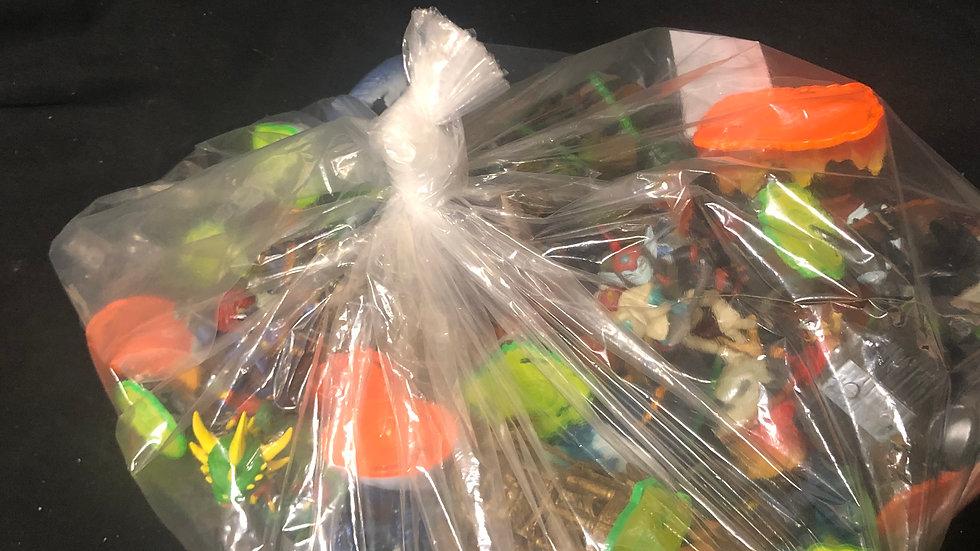Skylander Figurines bag