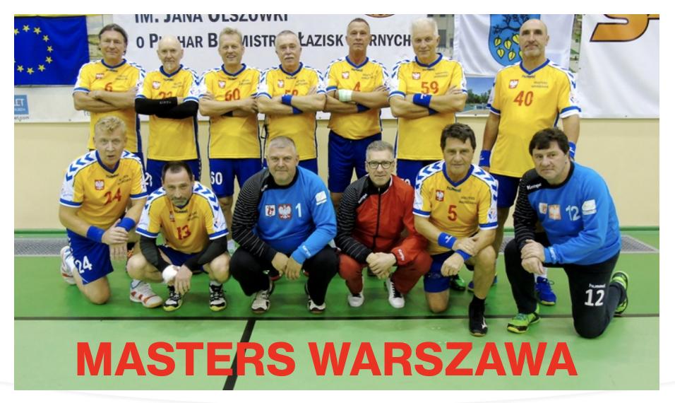 MASTERS WARSZAWA