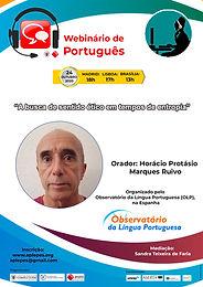 XII WEBINARIO-CARTEL_HORÁCIO RUIVO_24.10