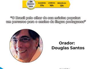 Webinário- O Brasil pelo olhar de sua música popular: um percurso para o ensino da língua portuguesa