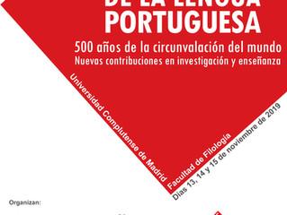 II FÓRUM INTERNACIONAL DA LÍNGUA PORTUGUESA (II FILP). UCM - APLEPES