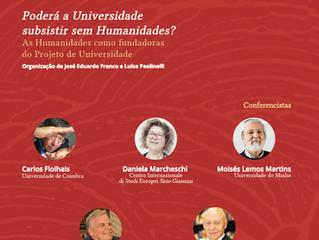 HOJE - Conferência Europeia das Humanidades: Poderá a Universidade subsistir sem Humanidades?