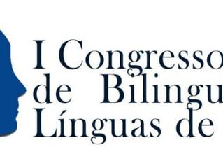 I CONGRESSO MUNDIAL DE BILINGUISMO E LÍNGUAS DE HERANÇA