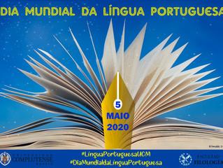 Professores de Português da UCM abrem convocatória para atividade do Dia Mundial da Língua Portugues