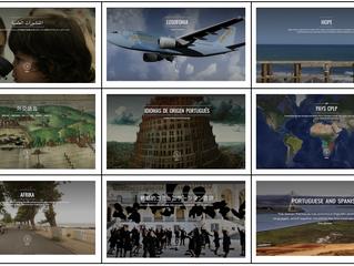 O OLP inaugurou uma Exposição sobre a Língua Portuguesa no Google Arts & Culture