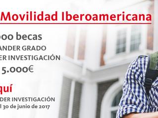 Estudiantes españoles podrán realizar estancias en universidades iberoamericanas