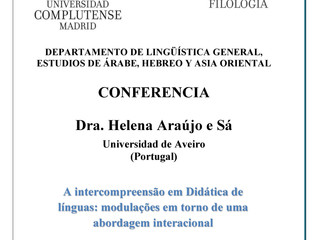 A intercompreensão em Didática de línguas: modulações em torno de uma abordagem interacional