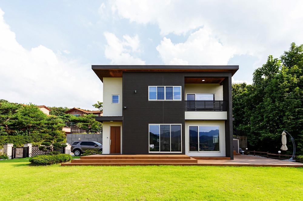 우드선 중목구조 양평주택1