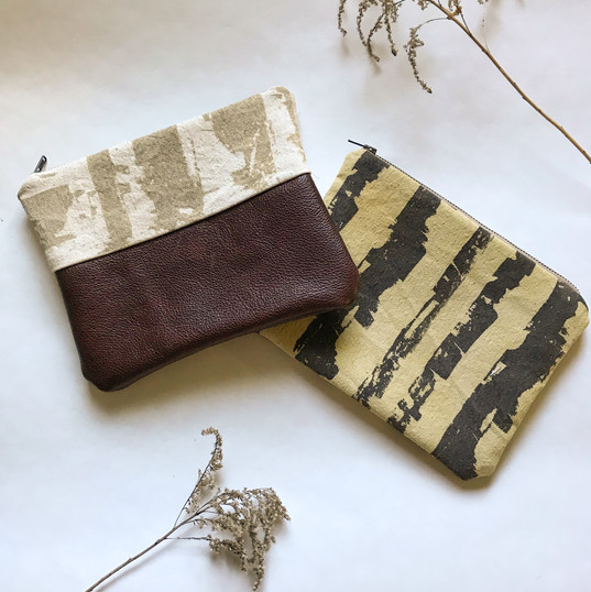 Canadian Birch Travel Pouch