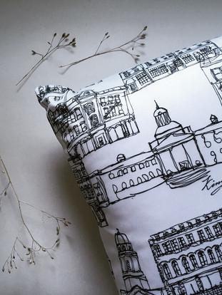 Kingston City Pillow