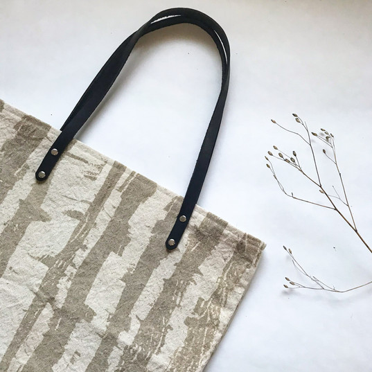 Canadian Birch Travel Tote