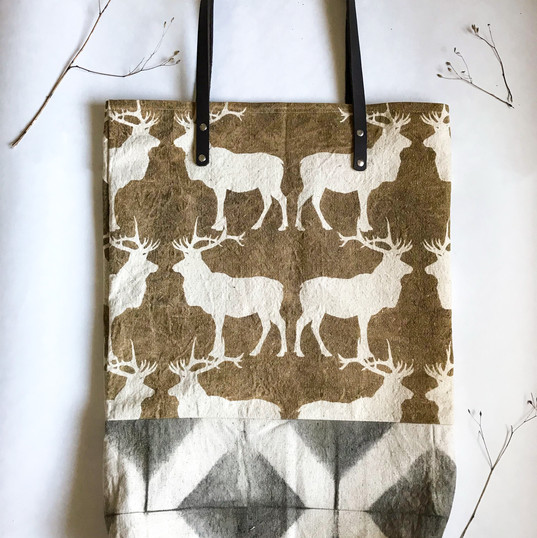 Canadian Moose Travel Tote