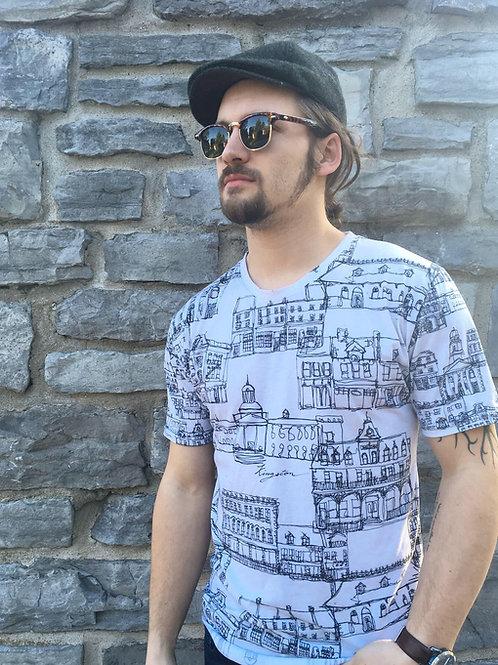 Kingston City T-Shirt-Mens