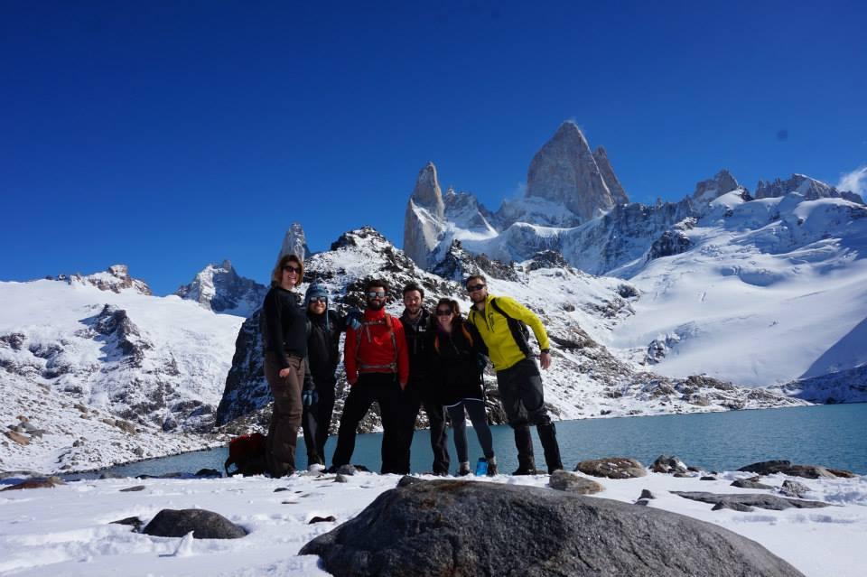 Magnificent Fitzroy, El Chalten, Argentina