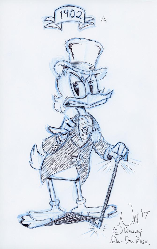 Scrooge (1902) 1/2