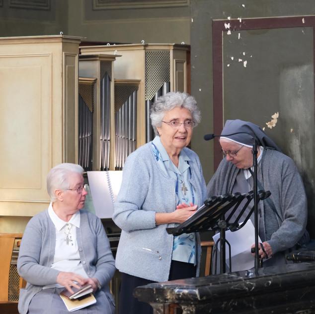 13 octobre - Témoignages des soeurs hospitalirères -