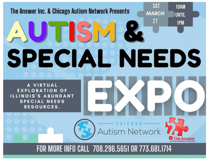 Autism & Special Needs Expo