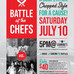 BATTLE OF THE CHEFS!