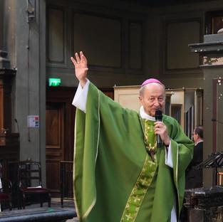 13 octobre - Messe aux intentions des personnes baptisées à la chapelle - Mgr Dubost