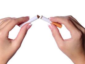 L'arrêt du tabac...