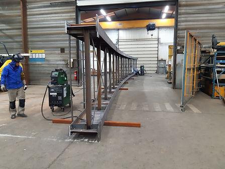 Fabricaion dans l'entrepôt
