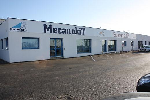 Bâtiment Mecanokit