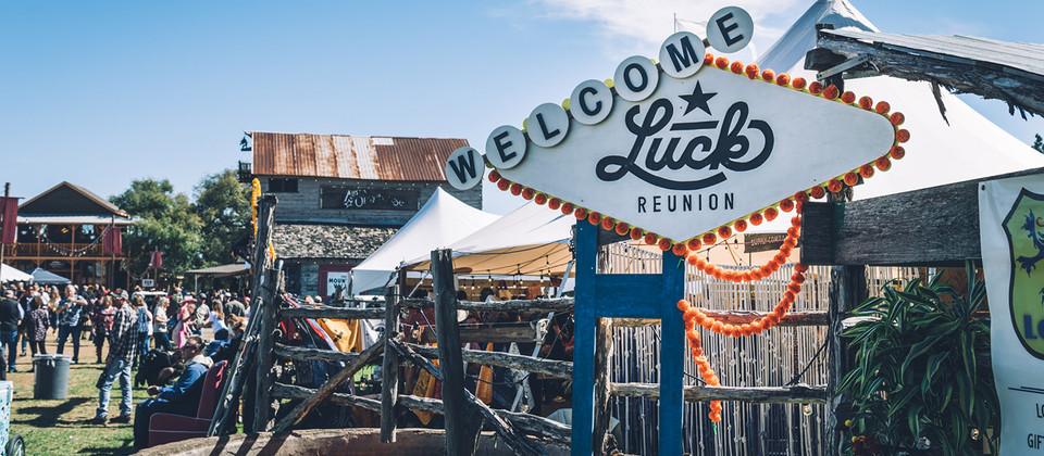 Luck reunion | 2019