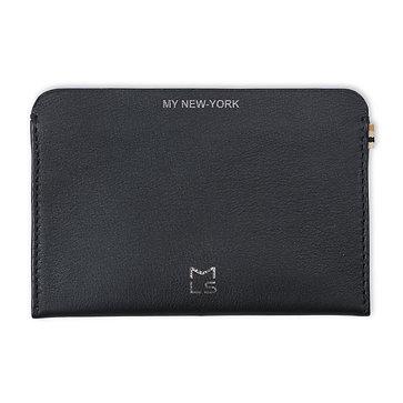 Travel My New-York - Black Leather